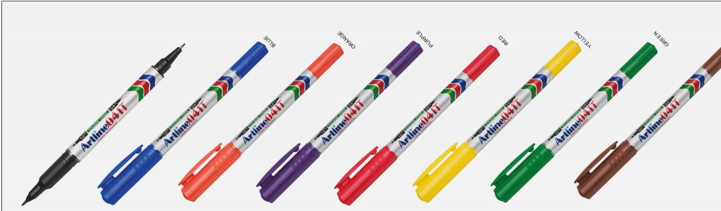 EK-041T-artline-Bút-lông-dầu-không-lem