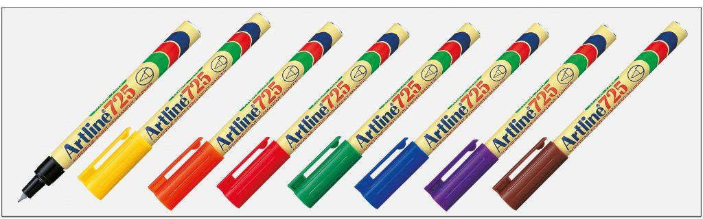 EK-725-Bút-lông-dầu-không-phai-Artline-Japan