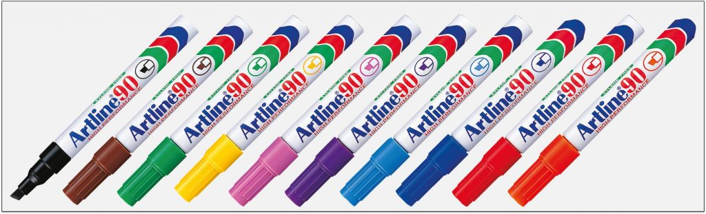 EK-90-Bút-lông-dầu-không-phai-Artline-Japan