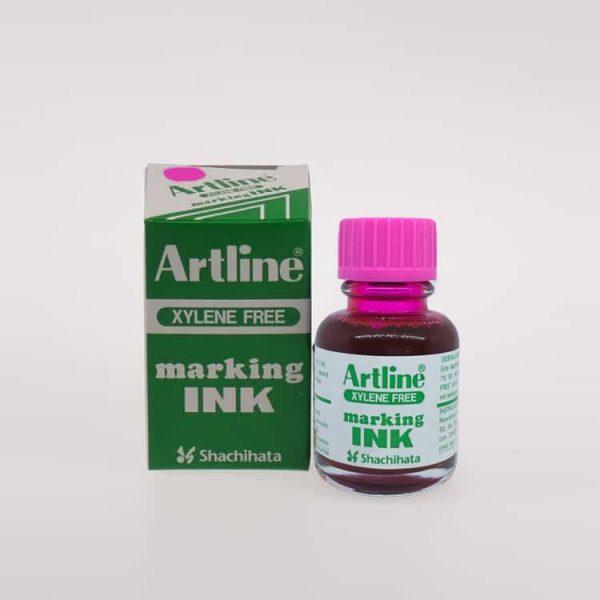 Mực-lông-dầu-Artline-không-phai-ESK-20-PI