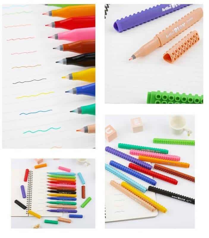 artline-blox-coloring-maker-bút-lông-kim-stix