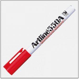 EK_550A_RED-Bút-viết-bảng-ngòi-nhỏ