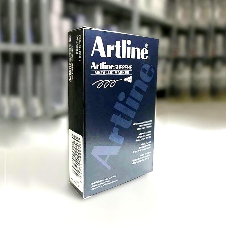 but mau noi metallic artline supreme epf790